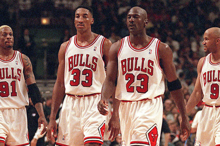 d1775143d9a Michael's Jordan's Best NBA Teammates, Ranked - Thedelite