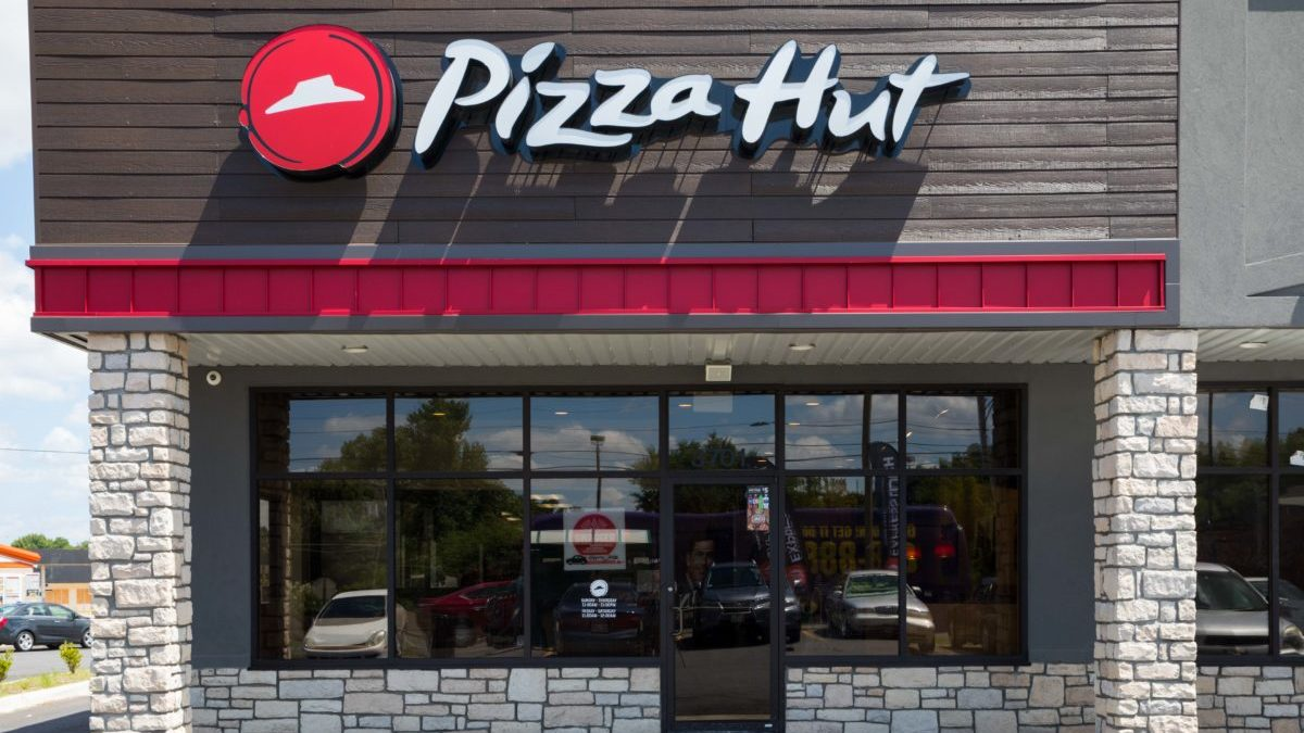 Pizza Hut in Louisiana